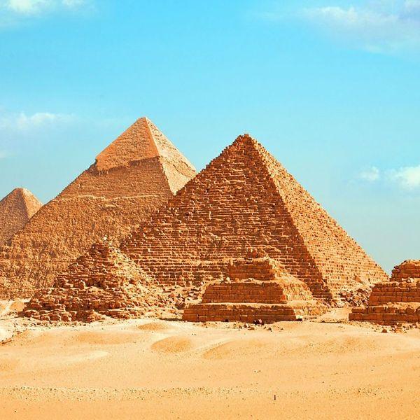 Les Pyramides D Egypte Histoire Lumni