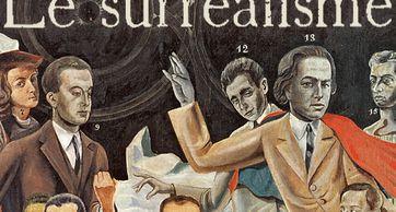 Le Surrealisme Un Mouvement Artistique Et Litteraire Specialites Lumni