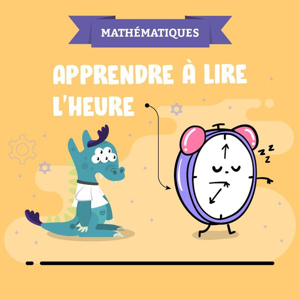 Apprendre A Lire L Heure Jeu Maths Lumni