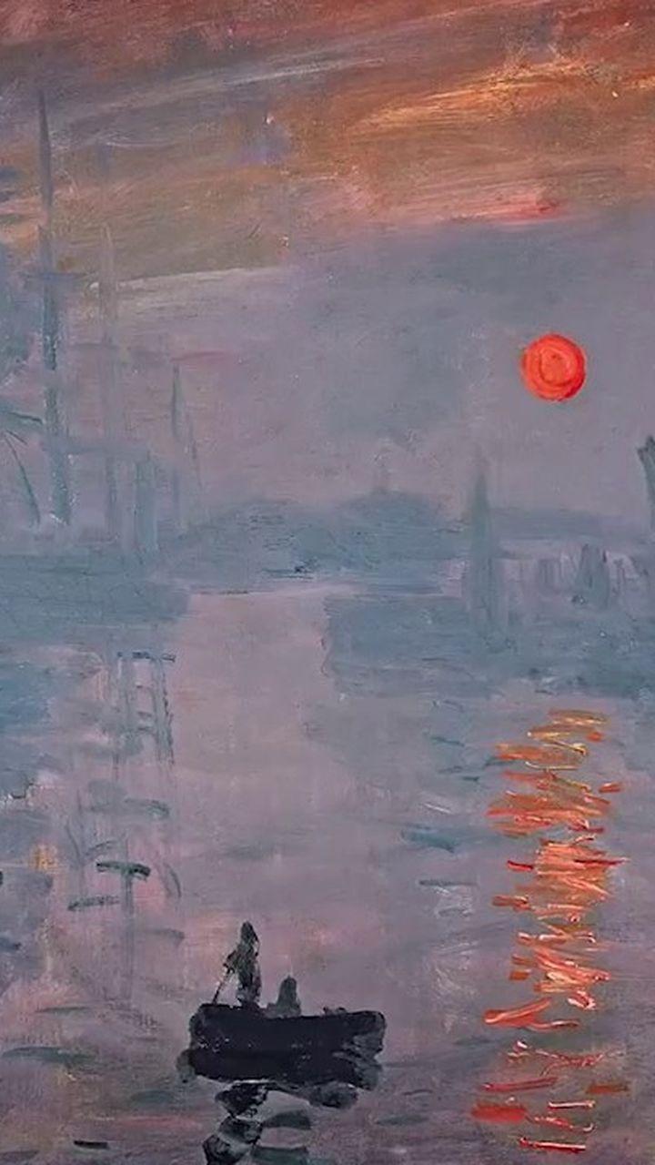 Claude Monet Le Peintre Des Impressions Video Arts Et Culture Lumni
