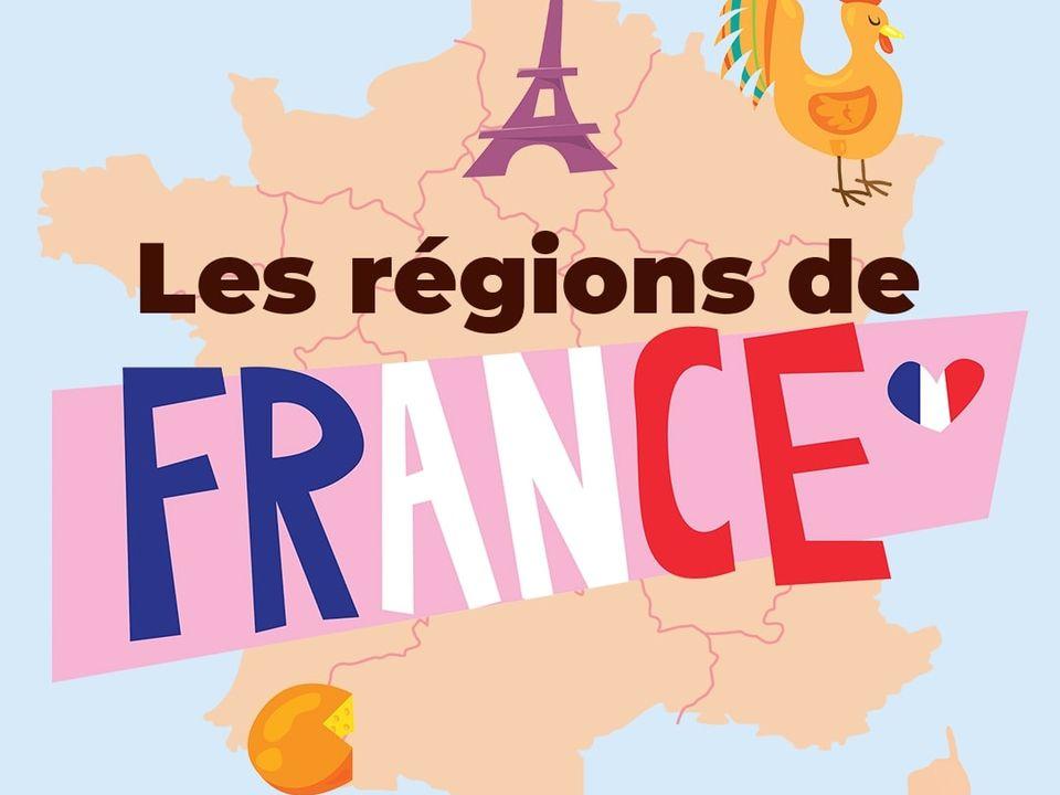 Les Regions De France Jeu Geographie Lumni