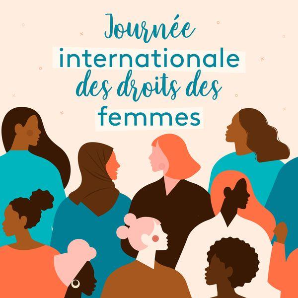 Journée internationale des droits des femmes - Enseignement moral et  civique   Lumni